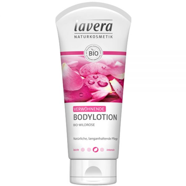 Bodylotion Wildrose