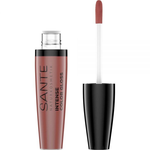 Lipgloss Intense Color Gloss 02 soothing terra