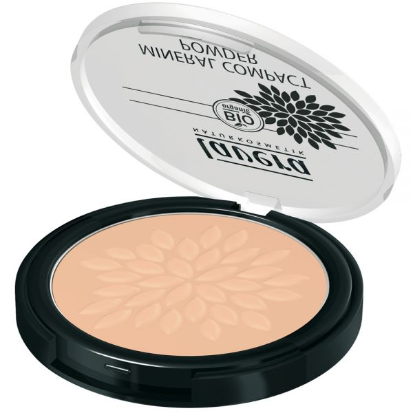 Mineral Compact Powder Honey 03