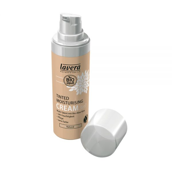 Tinted Moisturising Cream 3in1