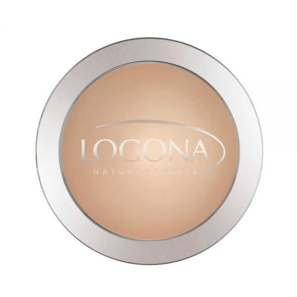 Face Powder No. 02 medium beige
