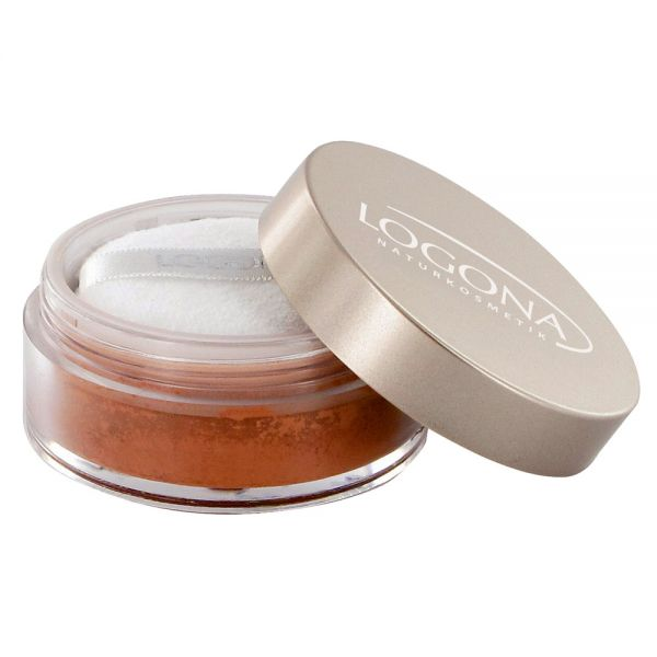 Loose Face Powder No. 02 bronze
