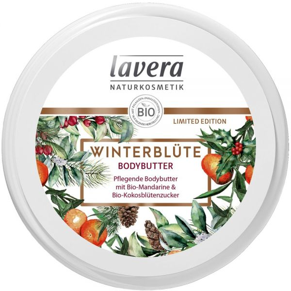 Bodybutter Winterblüte