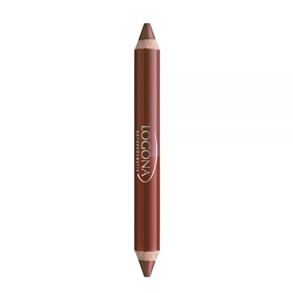 Double Lip Pencil No. 02 chesnut