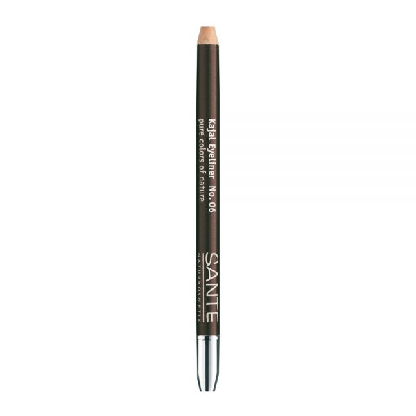 Kajal Eyeliner deep brown 06 | Sante |