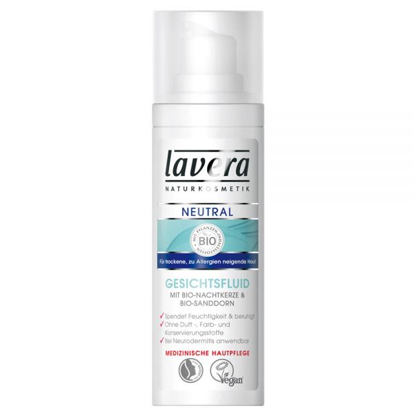 lavera Gesichtsfluid Neutral