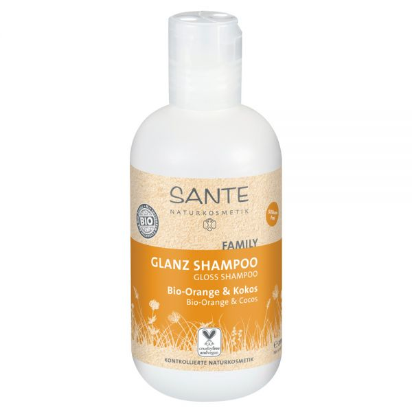 Glanz Shampoo Bio-Orange-Coco