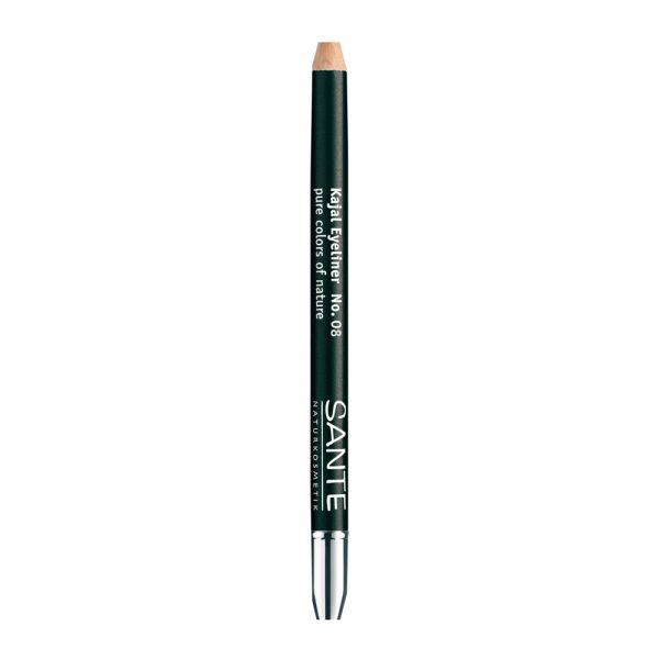 Kajal Eyeliner black 01 | Sante | Eyeliner Pencil No. 1 black