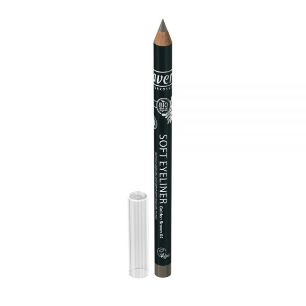 Soft Eyeliner Golden Brown 04